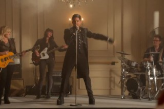 """Adam Lambert Gets Ready To """"Marry The Night"""" On 'Glee': Watch The Trailer"""