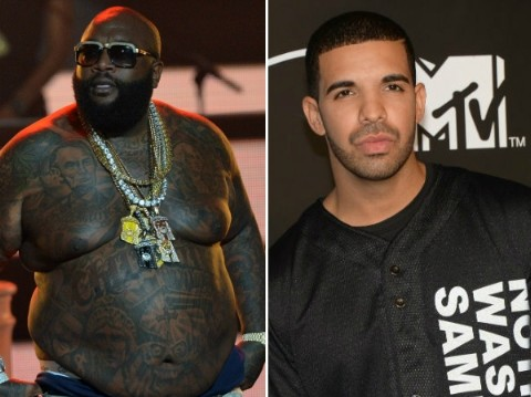 "Drake's ""Hold On, We're Going Home"" Gets Rick Ross Remix: Listen"