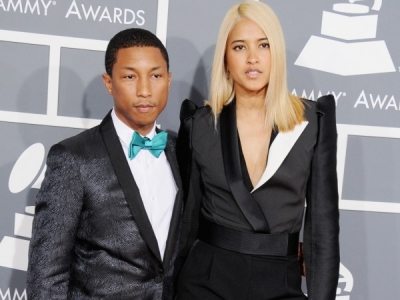 Pharrell Marries Helen Lasichanh, Ceremony Features Concert By Usher & Busta Rhymes