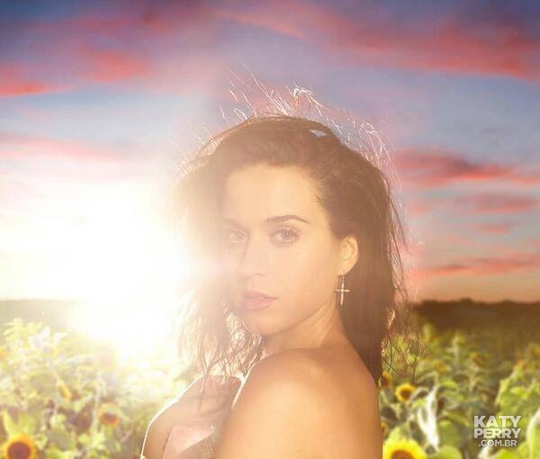 Katy Perry Shines In 'Prism' Photoshoot