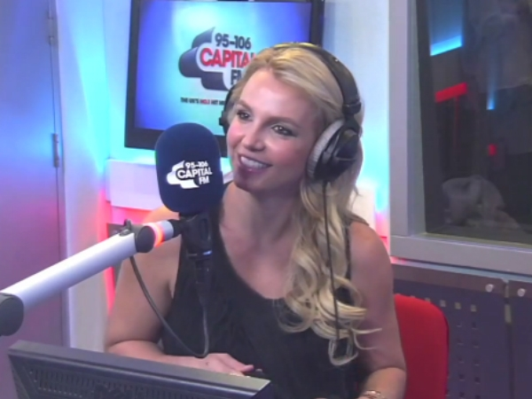 britney spears capital fm