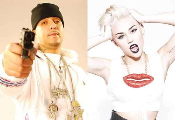 Miley cyrus dating french montana #1