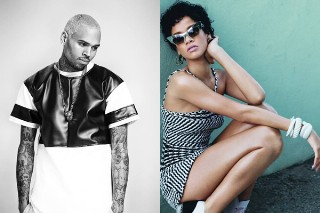 """Rihanna Thinks Chris Brown Should """"Grow Up"""" After Insulting Her In Rap Verse: Morning Mix"""
