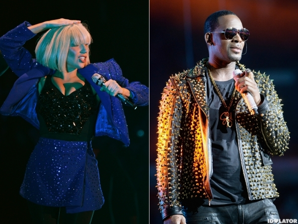 lady gaga r kelly
