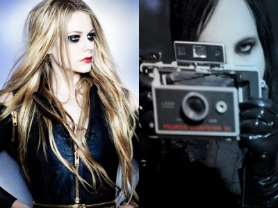 "Avril Lavigne Teams Up With Marilyn Manson For ""Bad Girl"": Listen To The Industrial-Pop Duet"