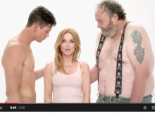 """Geri Halliwell Embraces Diversity In Eye-Popping """"Half Of Me"""" Video: Watch"""