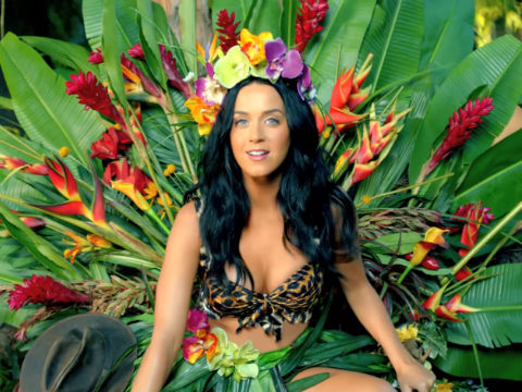Idolator Halloween: Ho... Katy Perry Roar