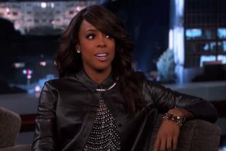 Kelly Rowland Talks 'X Factor' & Simon Cowell's Diva Antics On 'Jimmy Kimmel Live': Watch