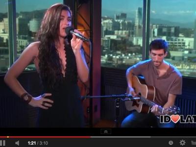 """Elen Levon Performs Bubbly Pop Gem """"Wild Child"""" Live: Idolator Exclusive"""