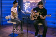 "Ayah Marar Does ""Beg Borrow Steal"" Acoustically: Idolator Sessions"