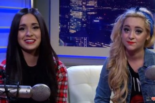 Megan & Liz Take Fan Requests & Perform Taylor Swift, Demi Lovato, Katy Perry & More: Watch