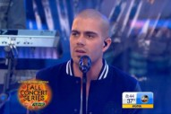 "The Wanted Perform ""We Own The Night"" & ""I Found You"" On 'Good Morning America': Watch"
