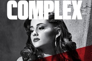 "Ariana Grande Heats Up 'Complex' Magazine, Reveals ""Baby I"" Was Written For Beyonce"