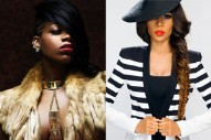 "Michelle Williams Taps Fantasia For The ""If We Had Your Eyes"" Remix: Listen"