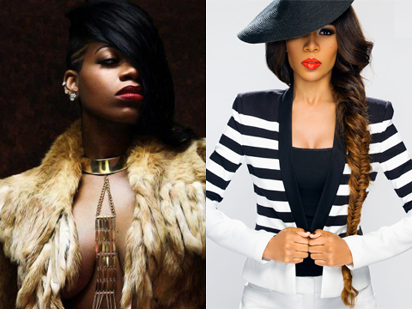 """Michelle Williams Taps Fantasia For The """"If We Had Your Eyes"""" Remix: Listen"""