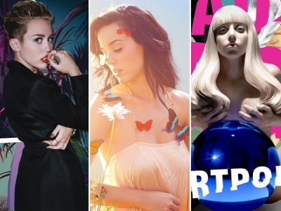 Ibrawlator: 'Bangerz', 'PRISM' Or 'ARTPOP' — Which Pop Album Is Your Favorite?