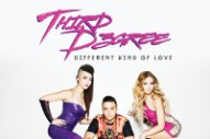 """Third D3gree Drop Captain Cuts-Produced Debut Single """"Different Kind Of Love"""""""