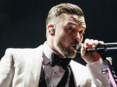 "Justin Timberlake Covers '90s New Jack Swing Classic ""Poison"" At Brooklyn Show: Watch"