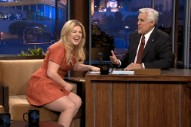 Is Kelly Clarkson Pregnant? Watch Her Talk Babies, Music, Weed & Her Vagina On 'Jay Leno'
