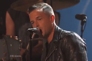 "The Killers Perform ""Shot At The Night"" On 'Jimmy Kimmel Live': Watch"