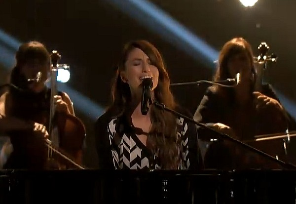 the voice sara bareilles brave 2013