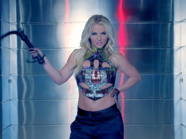 britney spears whip work bitch video jean