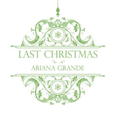 ariana grande last christmas