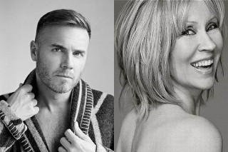 "Agnetha Faltskog And Gary Barlow's ""I Should've Followed You Home"" Gets A Cute Dance Remix"