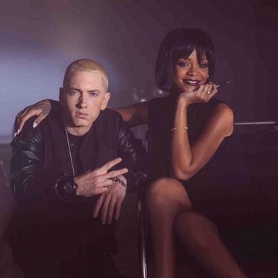 "Rihanna Ties Michael Jackson's Hot 100 Record, Thanks To Eminem's ""The Monster"""