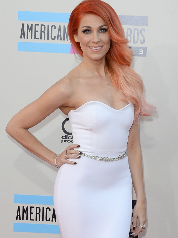 American Music Awards 2013: Danity Kane, Calvin Harris, Fifth Harmony, Bonnie McKee & More