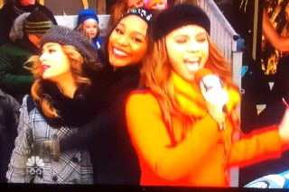 Ariana Grande, Austin Mahone, Fifth Harmony & More Perform At Macy's Thanksgiving Day Parade: Watch