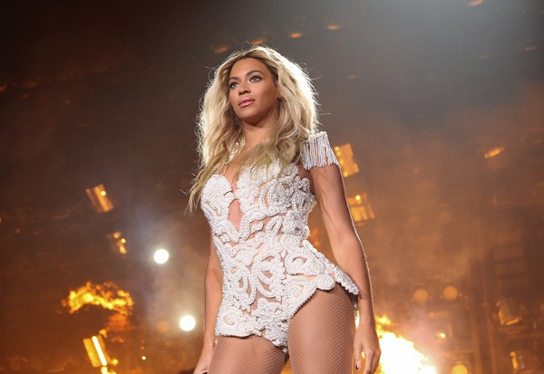 Bey Lets The Lace Fly In Canada