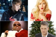 Christmas Playlist: 19 Pop Songs Of Winter, Lights, Mistletoe And Sleighs!