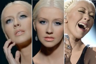christina aguilera say something a great big world