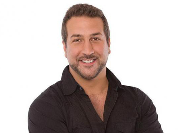 Joey Fatone Is Now A Spokesman For Hair Loss: Morning Mix