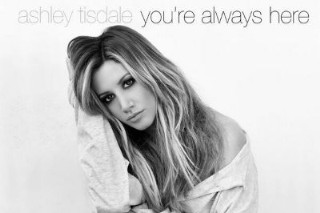 "Ashley Tisdale Drops New Single ""You're Always Here"": Listen"