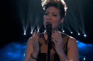 "'The Voice': Watch Tessanne Chin Sing ""Bridge Over Troubled Water"" Flawlessly"