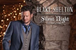 "Blake Shelton & Sheryl Crow Get Festive On ""Silent Night"": Listen"