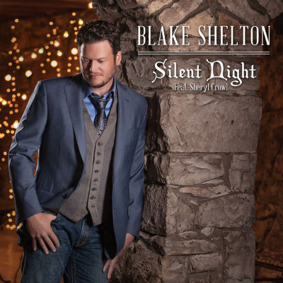blake-shelton-silent-night-sheryl-crow