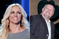 Britney Spears' 'Britney Jean' Debuts At #4 While Garth Brooks Tops Album Chart