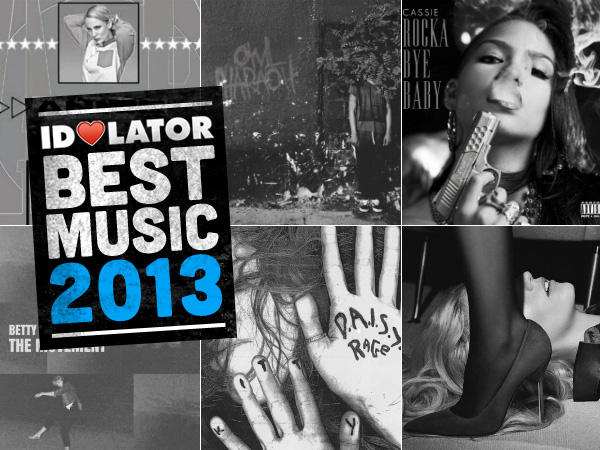 Best Music 2013: Our 10 Favorite EPs/Mi
