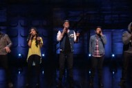 "Pentatonix Hit Up 'Conan' And Perform ""Hit The Road Jack"": Watch"