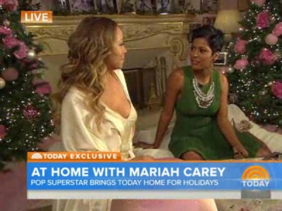 Mariah Carey's Rambling, Divalicious 'Today' Interview: Watch The Fabulous Clip