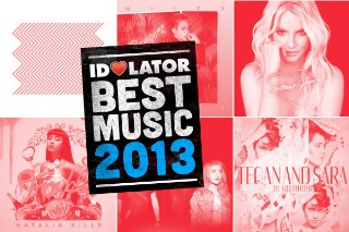 Best Music 2013: Idolator Readers Choose The 10 Best Albums Of The Year