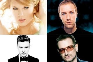 Golden Globe Awards 2014: Taylor Swift, Coldplay, Justin Timberlake, U2 Nominated