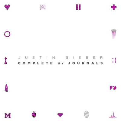 Justin bieber releases complete series of journals artwork