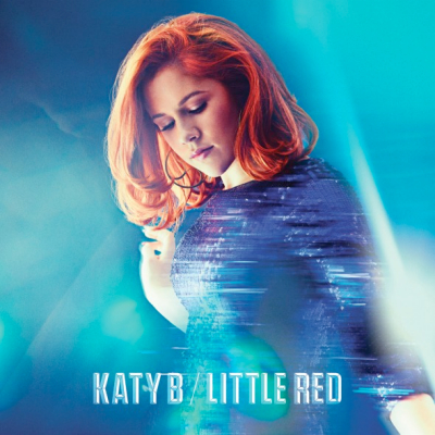 katy b little read album cover art