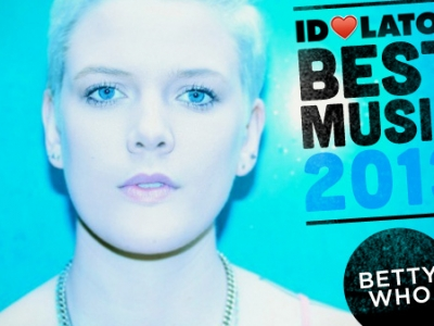 Best Music 2013: Betty Who Reveals Her Favorite Album Of The Year