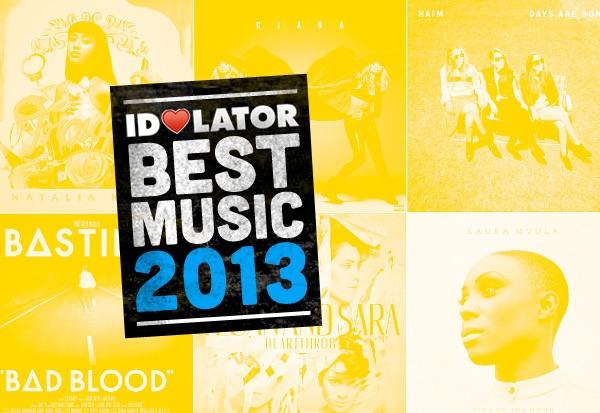 Idolator best albums 2013 freelancer contributor