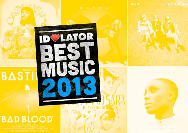 Idolator best albums 2013 freelancer contributor